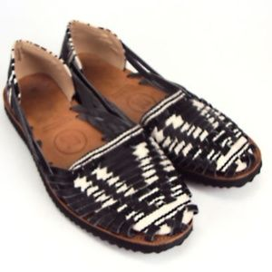Woven Leather Huaraches Water for Children